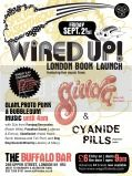 Giuda &amp;amp; Cyanide Pills Buffalo Bar 21.9.12