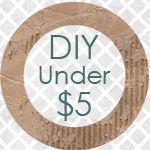 DIY under $5